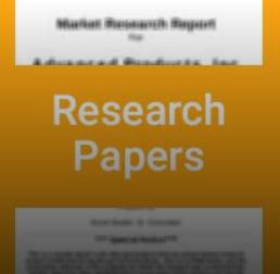 research statistics image